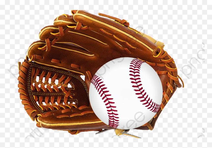 Transparent Baseball Ball Png Baseball Glove Clipart Transparent Background Png Download Vhv