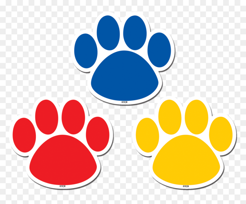 Transparent Paw Print Border Clipart Colorful Paw Prints Hd Png Download Vhv Paw patrol footprint png collections download alot of images for paw patrol footprint download free with high quality for designers. transparent paw print border clipart
