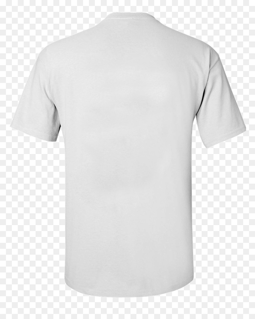 White T Shirt Front And Back Png White Tshirt Back And Front Transparent Png Vhv