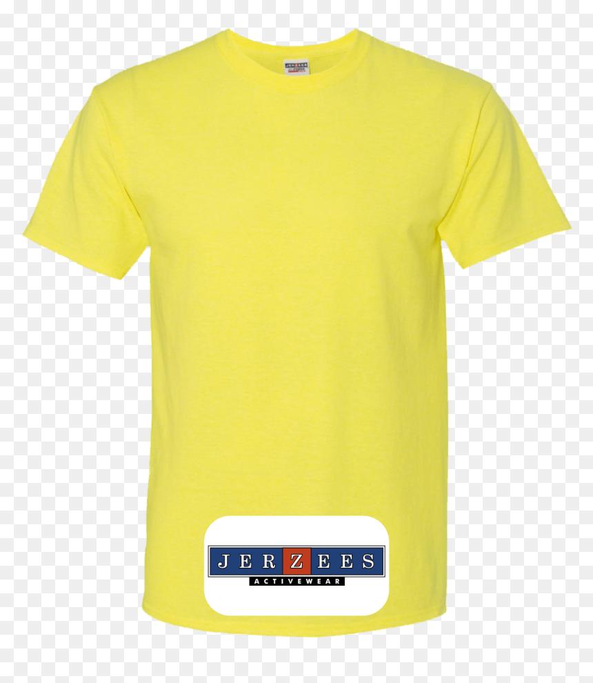 Plain Fluorescent Pink T Shirts Yellow T Shirt Custom Hd Png Download Vhv