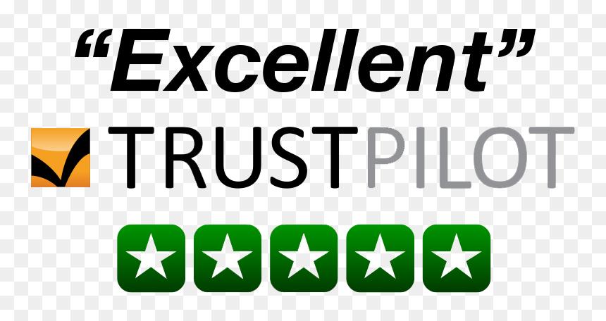 Trustpilot 5 Star Rating Hd Png Download Vhv