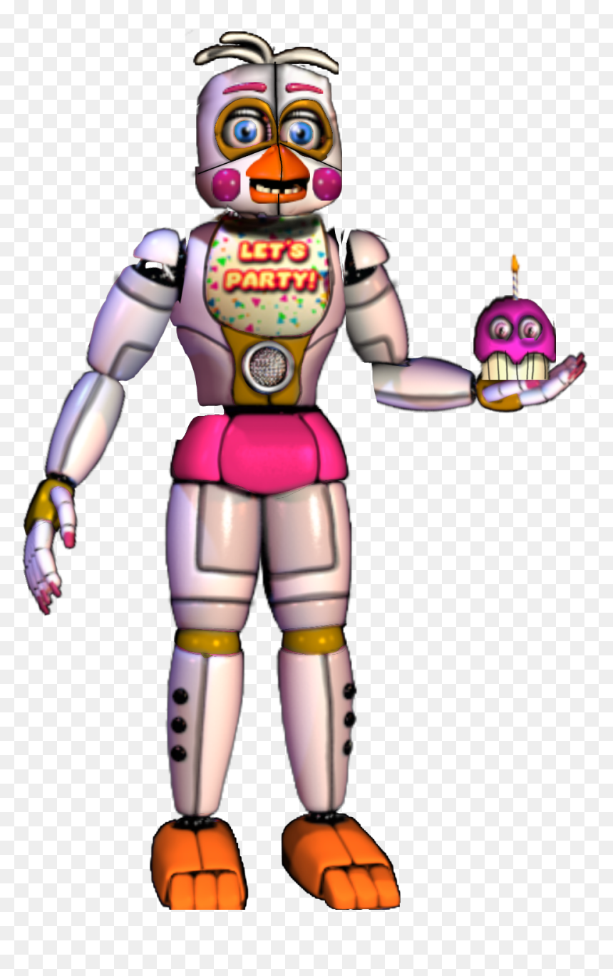sexy chica fnaf