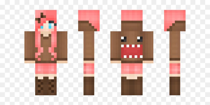 Minecraft Skins Girl 2018 Hd Png Download Vhv