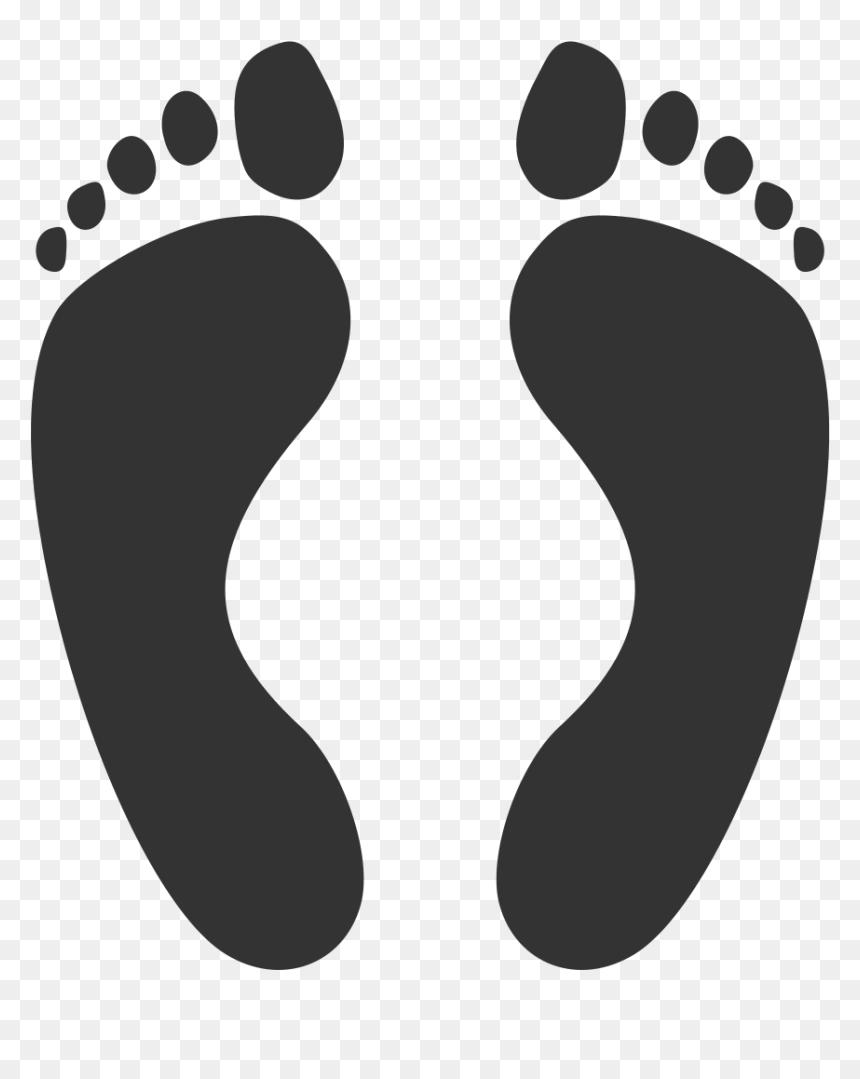 Big Feet Clip Art Soles Of Feet Clipart Hd Png Download Vhv