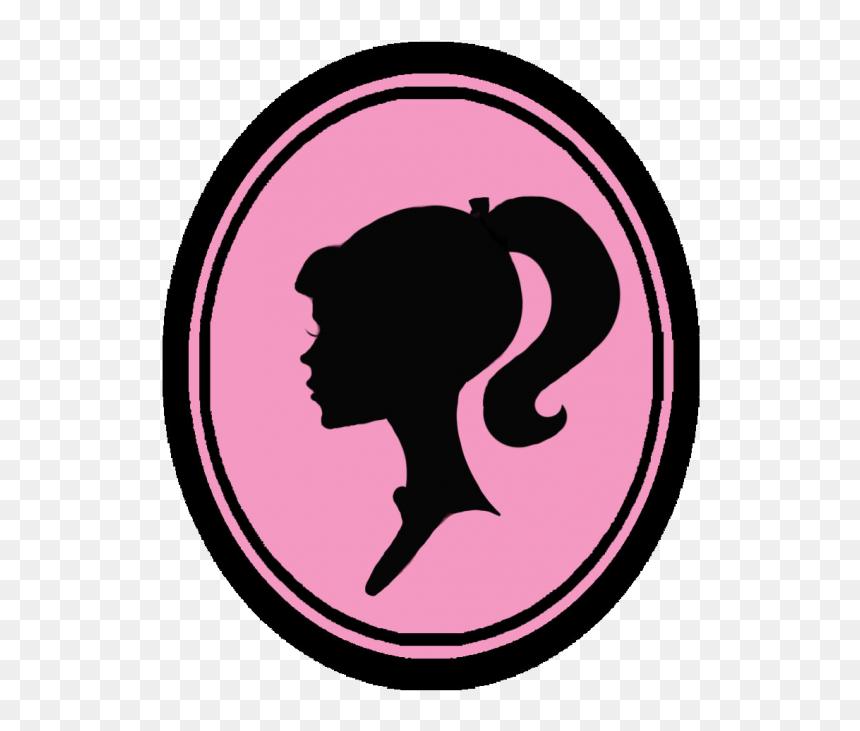 Barbie Head Logo Png Transparent Png Vhv