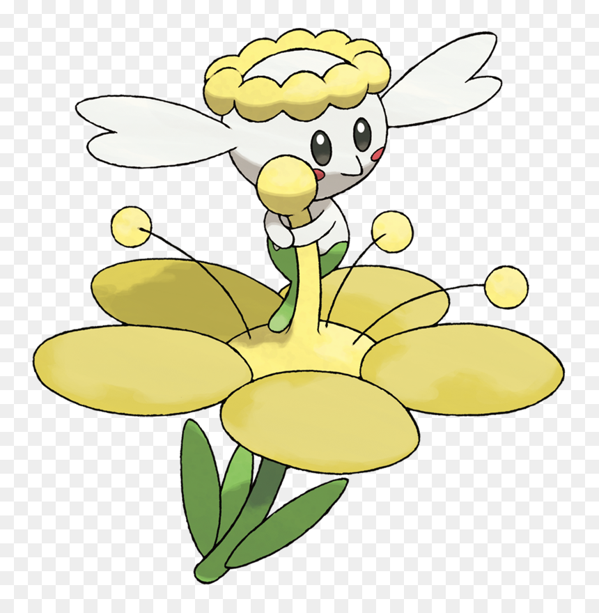 flabebe pokemon shiny - 769×800