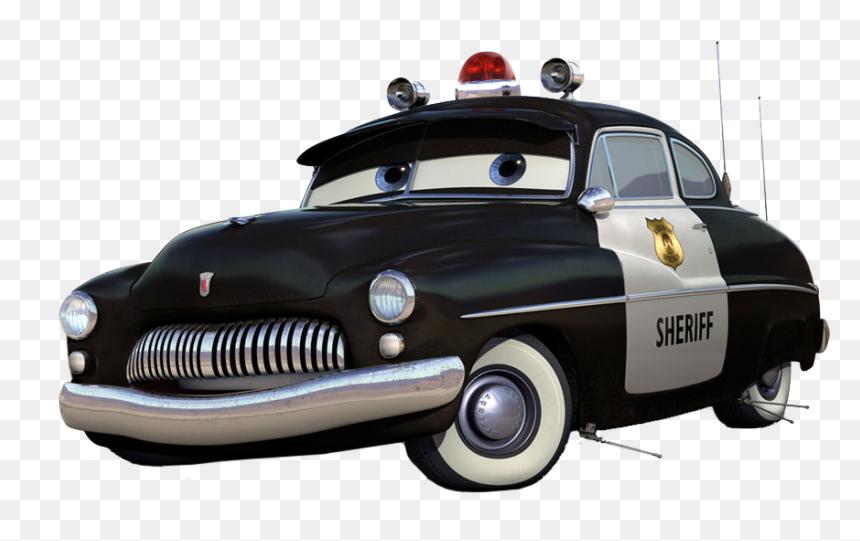 Police Cars Hudson Mcqueen Lightning Mater Black Clipart Disney