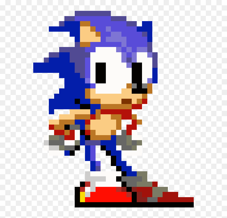 Sonic The Hedgehog Sonic Mania Video Game Play Sonic 16 Bits Gif Hd Png Download Vhv