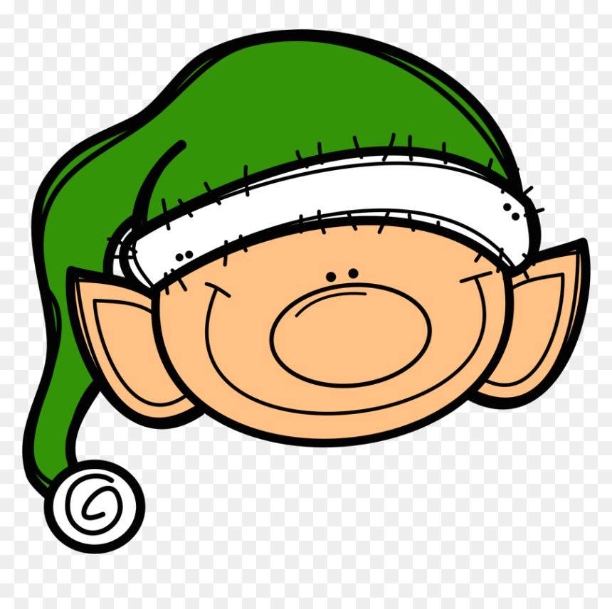 Cara De Duende Animado Clipart Png Download Elf Face Clipart