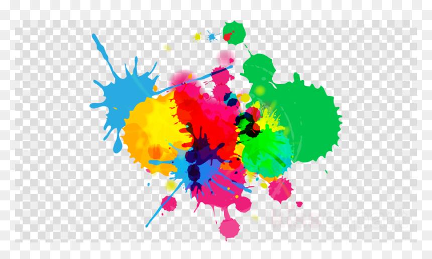 Color Ink Splatter Png Transparent Png Vhv