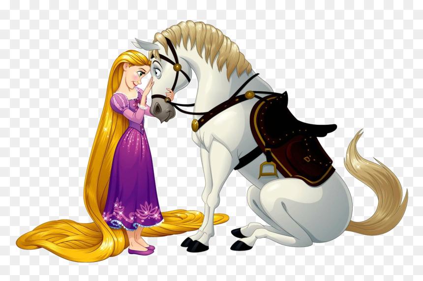 Transparent Rapunzel Tangled Png Maximus Rapunzel Png Png Download Vhv