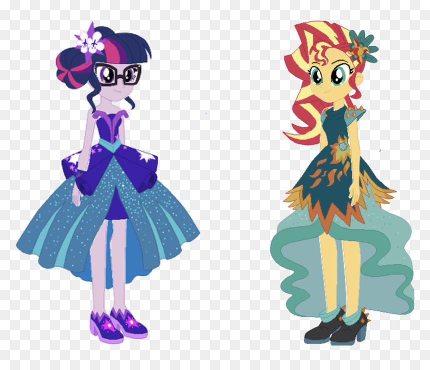 My Little Pony Equestria Girls Legend Of Everfree Crystal Hd Png Download Vhv