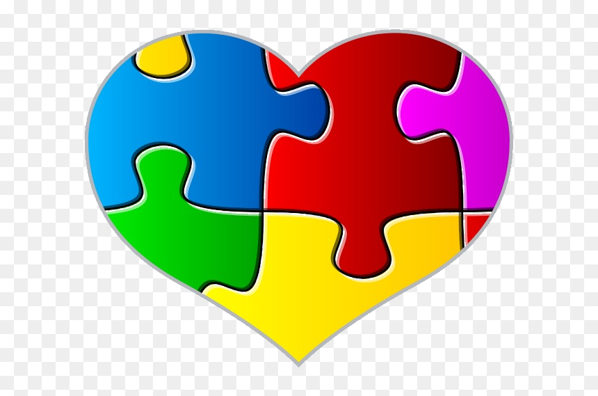 Autism Spectrum Disorder Heart Hd Png Download Vhv