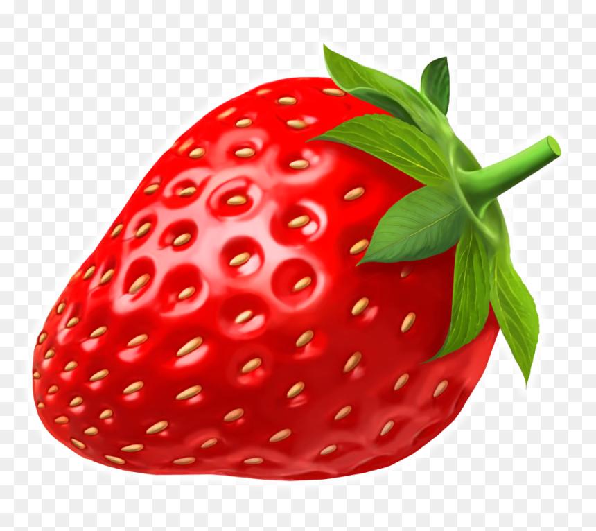 Strawberry Emoji Png