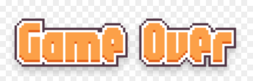 Flappy Bird Game Over Png Transparent Png Vhv