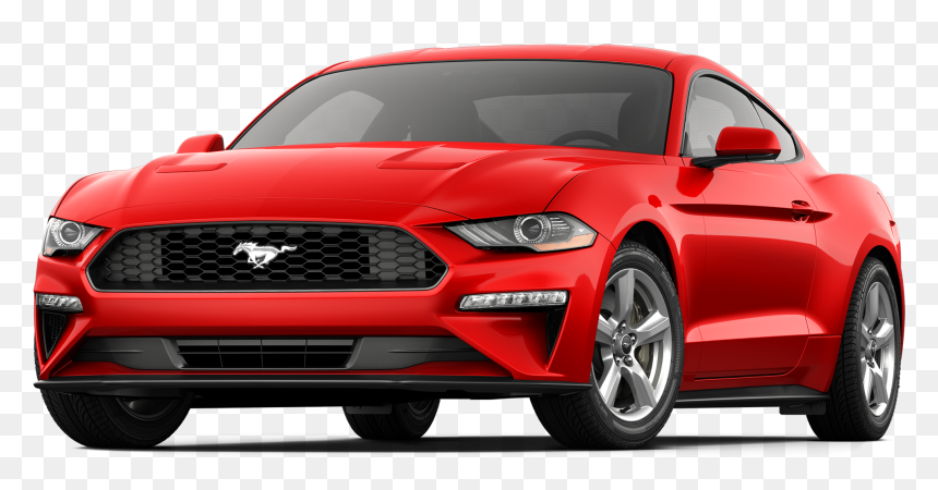 2020 Ford Mustang Convertible, HD Png Download - vhv
