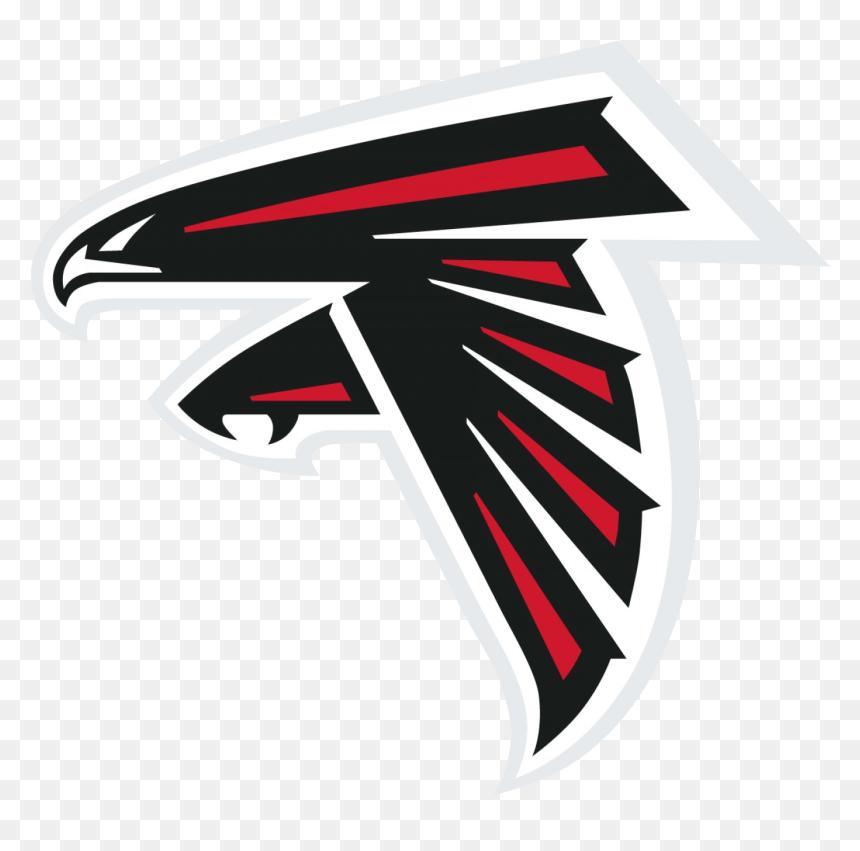 Atlanta Falcons Falcon Logo Clip Art Free Clipart Tideas Atlanta Falcons Minnesota Vikings Hd Png Download Vhv