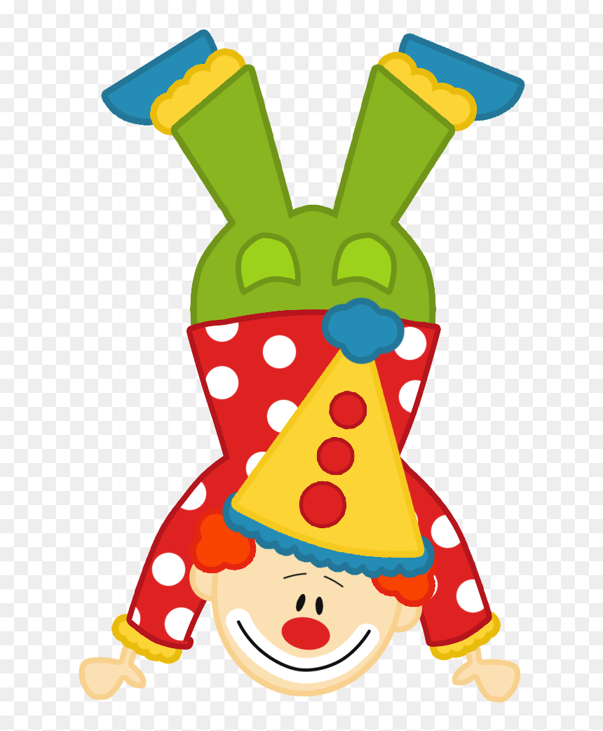 Clip Charts Circus Clipart Freeuse Carnival Theme Clown Hd Png Download Vhv