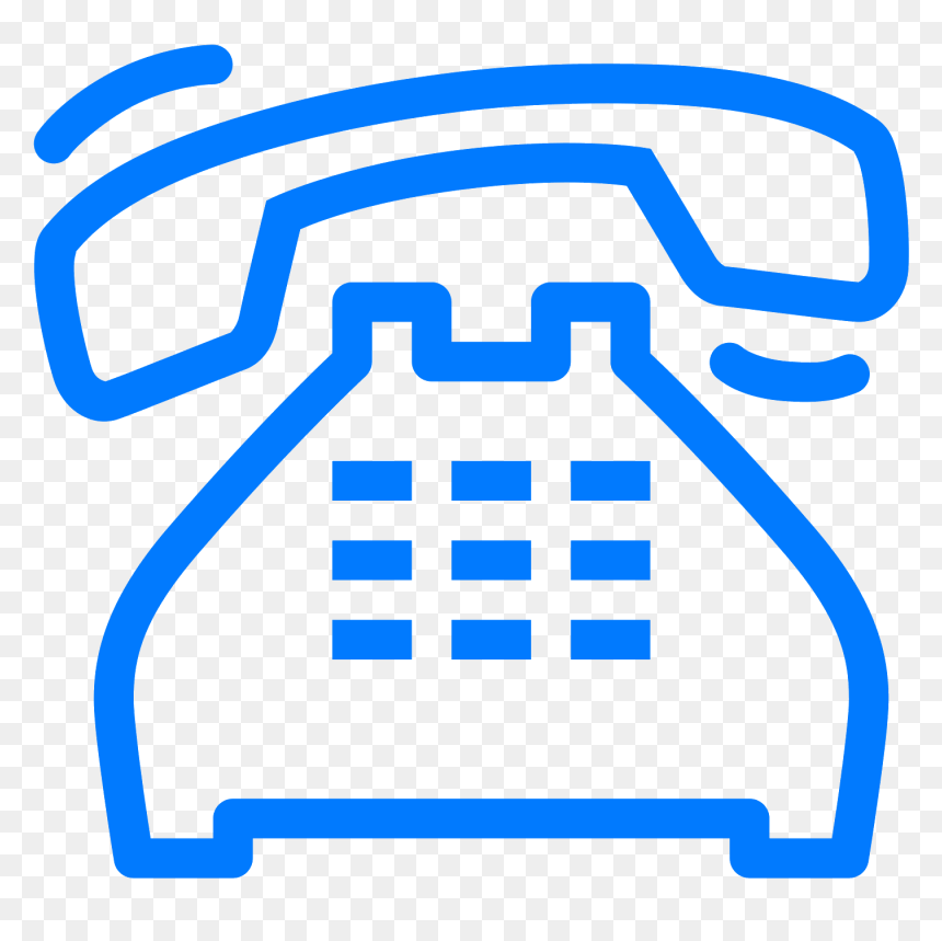 Receiver Clipart Phone Ring Vector Telephone Icon Png