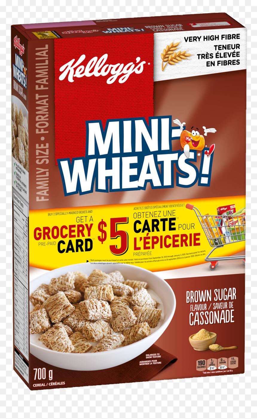 Mini Wheats Brown Sugar Nutrition Facts
