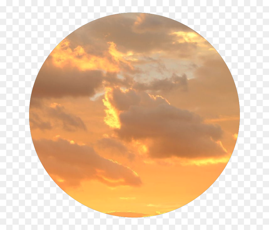 aesthetic yellow yellowaesthetic sunset sunrise yellow aesthetic clouds hd png download vhv aesthetic yellow yellowaesthetic