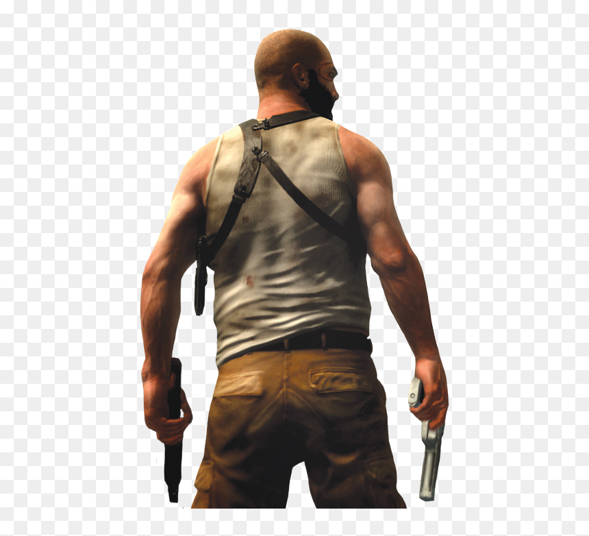 Transparent Max Payne Png Bald Max Payne 3 Png Download Vhv