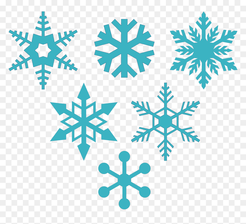 Frozen Snowflakes Svg Hd Png Download Vhv