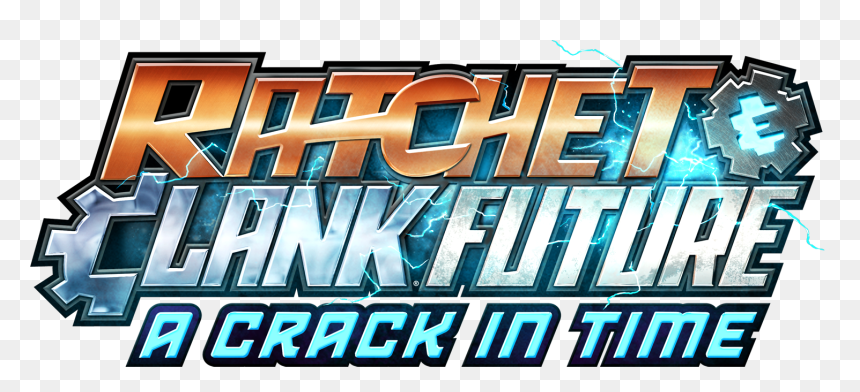 Ratchet And Clank A Crack In Time Logo Hd Png Download Vhv