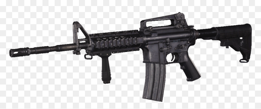 S Custom Call Of Duty Wiki M4 Carbine Png Transparent Png Vhv