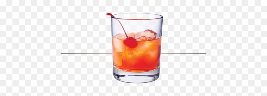 Tuaca Manhattan Manhattan Cocktail Bourbon And Tuaca Hd Png Download Vhv