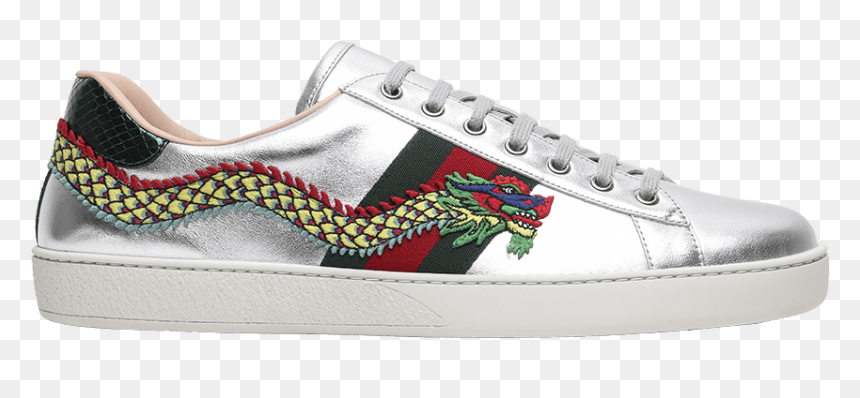 Gucci Sneakers Ace Dragon, HD Png