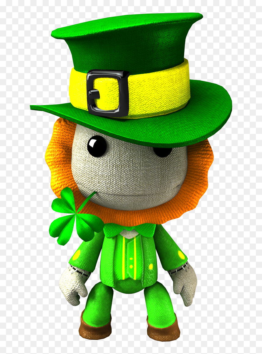 Leprechaun Clipart File Littlebigplanet St Patrick S Day Costume Hd Png Download Vhv Explore the 37+ collection of free leprechaun clipart images at getdrawings. leprechaun clipart file