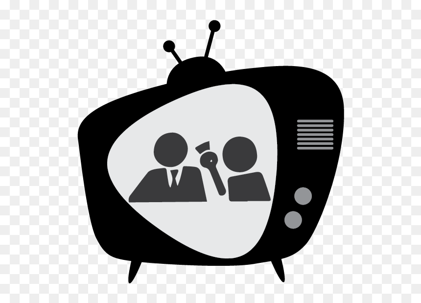 Interview Clipart Television Interview Tik Tok Tv Hd Png Download Vhv