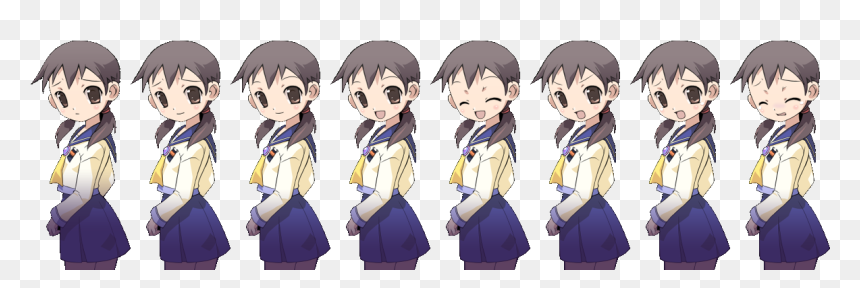 Corpse Party Ayumi Pc Png Download Cartoon Transparent Png Vhv