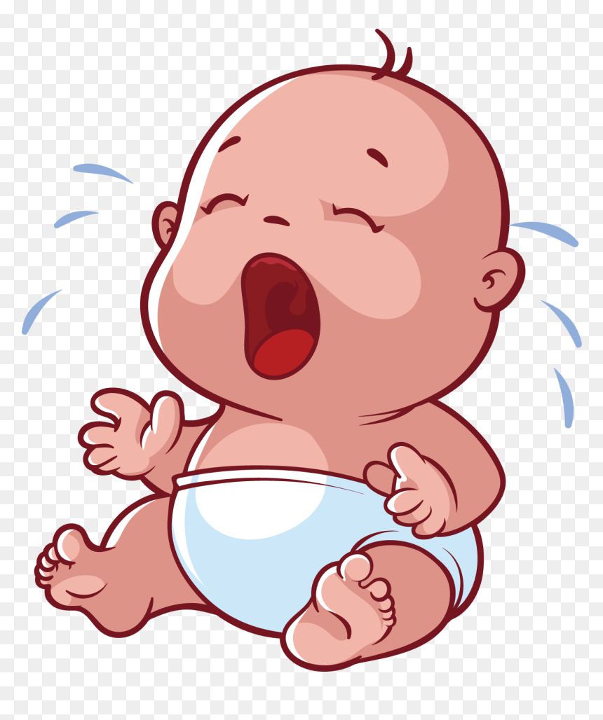 Baby Crying Clipart Png Transparent Png Vhv