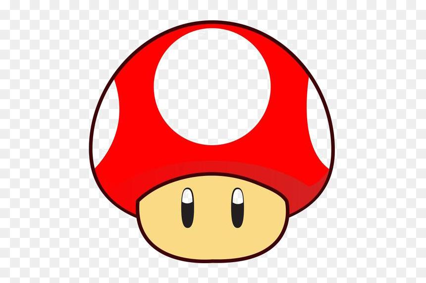 Mario Mushroom Clipart Hd Png Download Vhv