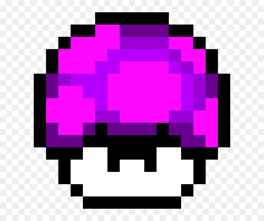 Super Mario World Poison Mushroom Hd Png Download Vhv
