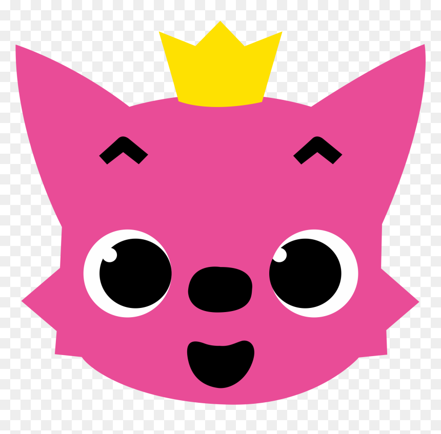 Pinkfong Baby Shark Png Transparent Png Vhv