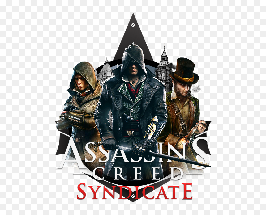 Assassin S Creed Syndicate Icon Hd Png Download Vhv
