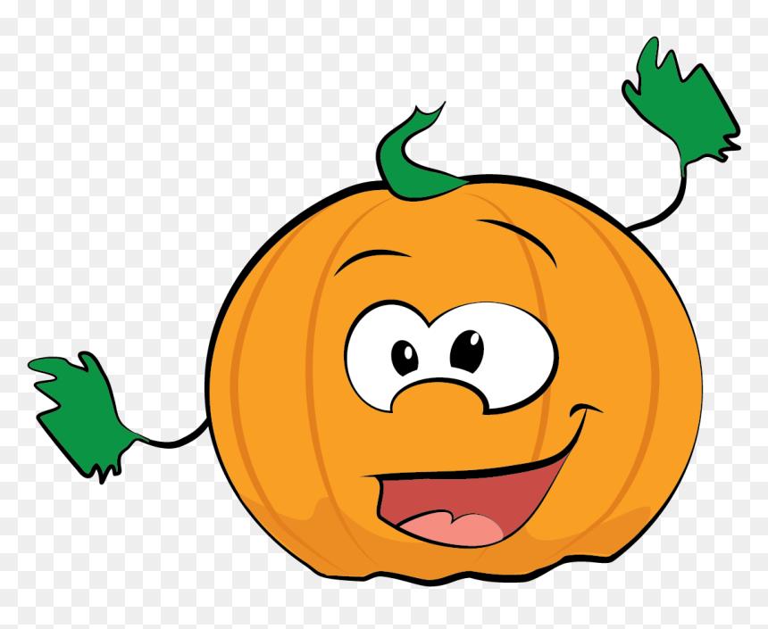 Pumpkin Happy Pumpkin Day Clipart Hd Png Download Vhv