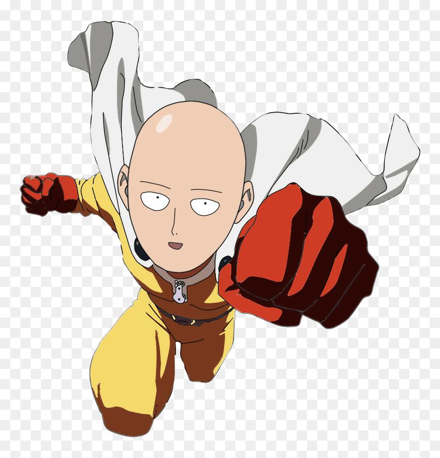 Onepunchman Saitama Anime Manga One Punch Man Png Transparent Png Vhv