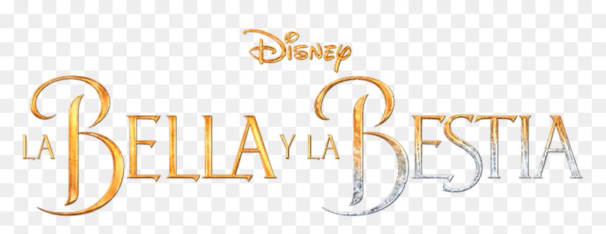 Bella Y Bestia Png Calligraphy Transparent Png Vhv