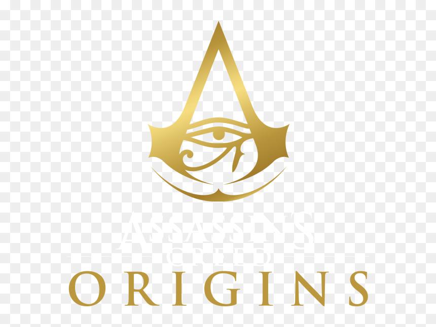 Assassin S Creed Origins Logo Hd Png Download Vhv
