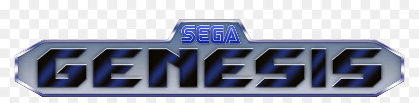 16 Bit Sega Genesis Logo Hd Png Download Vhv