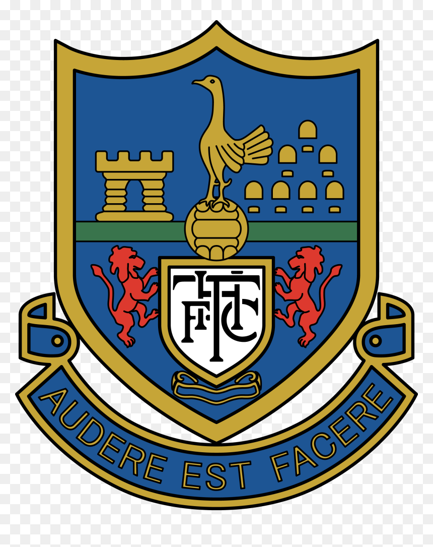 Tottenham Hotspur Club Crest Hd Png Download Vhv
