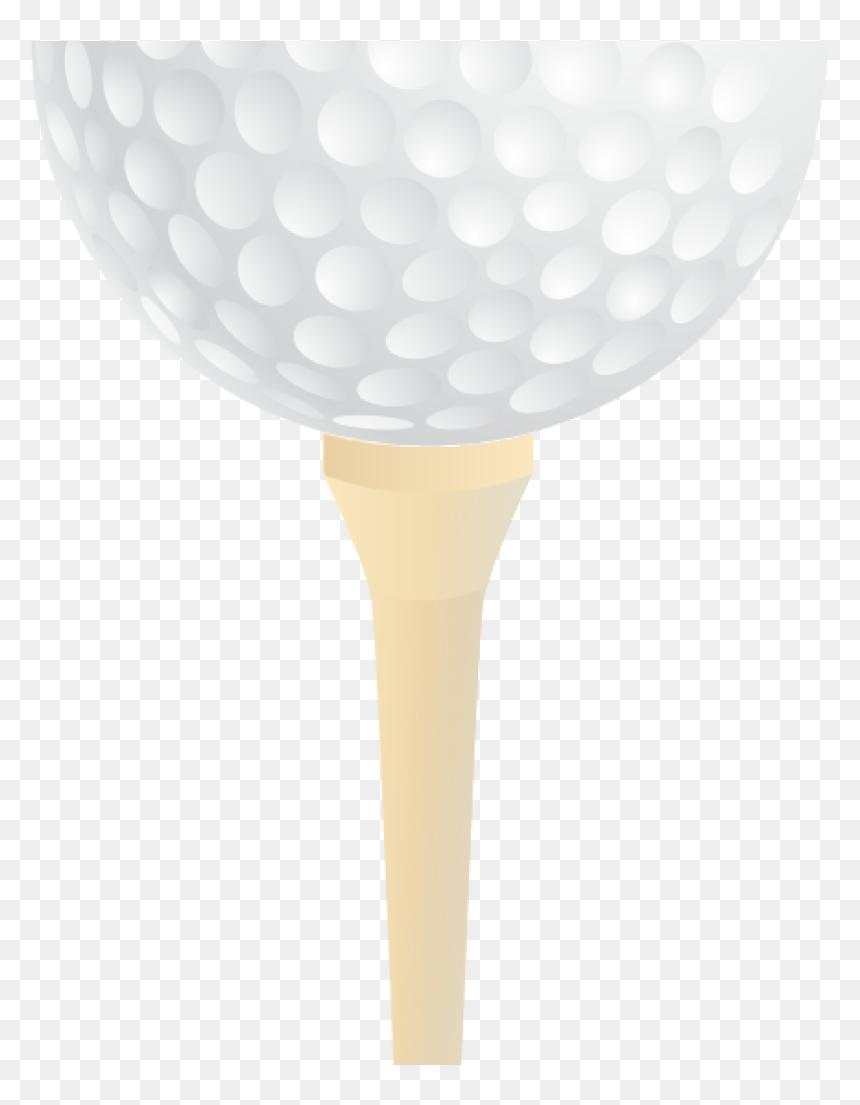 Golf Tee Clip Art Golf Clip Art Free Golf Ball On A Ball Hd Png Download Vhv