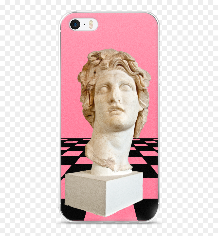 Redbubble Floral Shoppe Macintosh Plus Scarf Png Statue Of