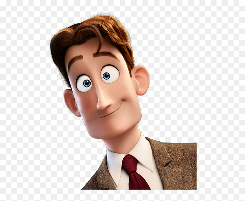 Storks Henry Male Brown Haired Cartoon Characters Hd Png