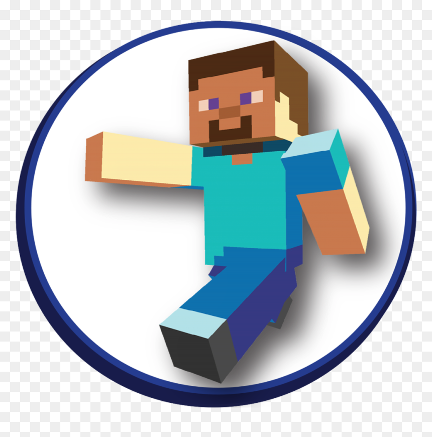 Minecraft Minecraft Steve Arm Out Hd Png Download Vhv