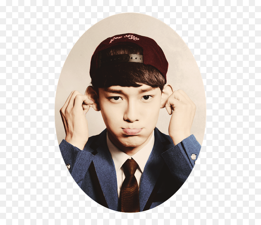 Chen Exo And Exo M Image Exo M Xoxo Photoshoot Hd Png Download Vhv